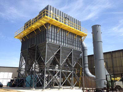 sdc dust collector